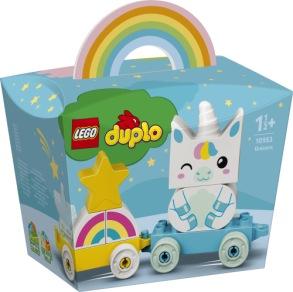 10953 LEGO Duplo - Enhörning 1½+ - 10953 LEGO Duplo - Enhörning 1½+
