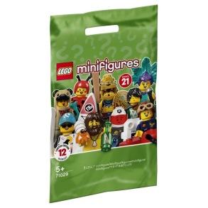71029 LEGO Minifigurer Serie 21, 5+ - 71029 LEGO Minifigurer Serie 21, 5+