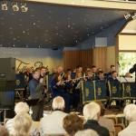 Konsert i Billesholms folketspark