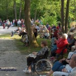Publiken i Tivoliparken