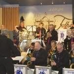 Billesholms folketspark med Billesholms Big Band