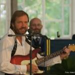 Höstkonsert i Billesholms folketspark med Håkan Brink