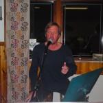 Träning inför höstkonsert med Håkan Brink
