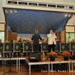 Höstkonsert i Billesholms folketspark med Magnus Johansson