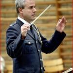 Nyårsdagskonsert Varagårdskolan, dirigent Håkan Wijk