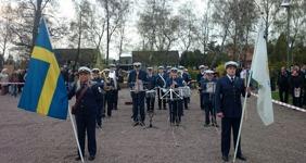 Valborg 2016 Bjuvs Musikkår