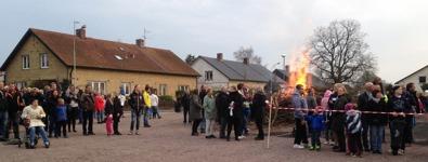 Valborg 2016 elden