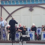Billesholms Big Band m Glenn Borgkvist
