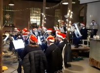 Julkonsert Oxhallen Helsingborg
