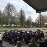 1 maj 2018 konsert vid Varagården äldreboende