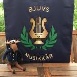 Bjuvs Musikkår nya gehäng