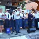Bjuvs Musikkårs resa till Stargard Polen