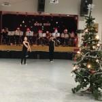 Juldans Varagårdsskolans aula 2018 Bjuvs drill