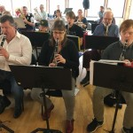 Repetition inför Blåsmusikens dag 2019