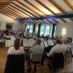 Konsert i Bjuvs församlingshem Kristi himmelsfärds dag 2019