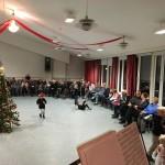 Juldans 2019, Varagårdsskolans aula