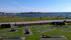 Utsikt från terass.