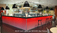 Modis Bar Solna Design 4Great Wines Sthlm
