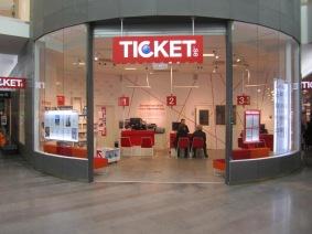 Ticketbutik i Sollentuna