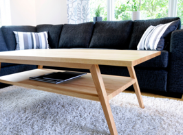 Möbelsnickeri soffbord