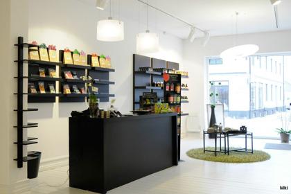 Snickeri Malmö butiksinredning