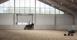 Vignir training in the amazing inside arena