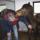 Vilja giving breeder Per a kiss :D