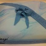 Blå paket