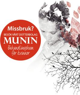 MUNIN - Behandlingshem för kvinnor