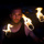 La Shakers och Magma eldkonster