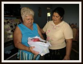 Matutdelning på Kuba