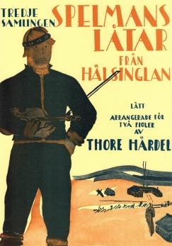 Spelmanslåtar från Hälsingland - Tredje samlingen