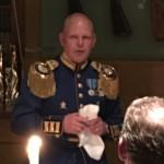 Toastmaster Carl-Axel Blomdahl