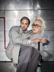 Tomas Engström & Stefan Skärlund - Noshörningen. Foto: Jonas Jörneberg