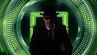 Octagon informerar agenterna om uppdrag 3.