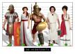 Uppdrag 6. Octavianus guldskatt stulen! - Romerska Uppdrag 6.  Paket för 19 - 32 barn. Totalpris