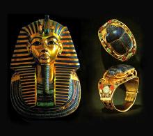 Tutankhamons stulna guldring - Spy:Co barnkalas agentuppdrag 2.