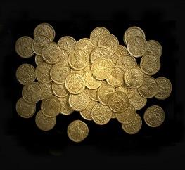 Romaruppdraget 5. - Octavianus guldskatt