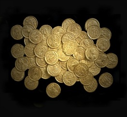 Romerska uppdrag 6. - Octavianus guldskatt