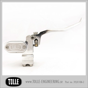 Brake Master cylinder ISR/Tolle - Oval 14 mm piston