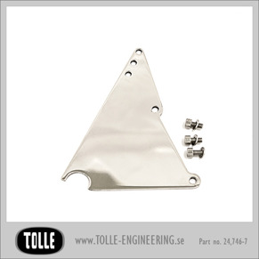 Caliper bracket Tolle fork for PM caliper - For PM-4 11,5
