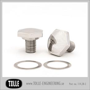 Cap bolts - Cap bolts