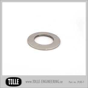 Steering stem washer - Steering stem washer