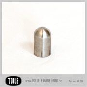 Threaded Bullet 5/16 UNF Stainless
