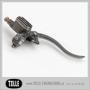 K-TECH DELUXE Brake master cylinder lever assemblies - K-TECH DELUXE Brake master cylinder. 14mm. Raw