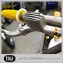 K-TECH CLASSIC Line Brake master cylinder lever assemblies - K-TECH CLASSIC handtag för hydraulisk broms 14mm. Opolerad