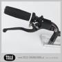 K-TECH CLASSIC Line Brake master cylinder lever assemblies - K-TECH CLASSIC handtag för hydraulisk broms 14mm. Svarteloxerad