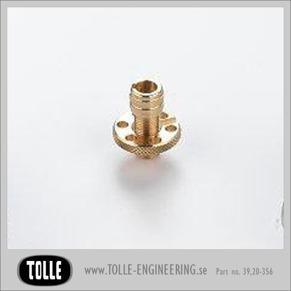 K-TECH Brass cable register - K-TECH Brass cable register
