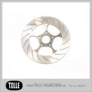 Brake rotors 11,5