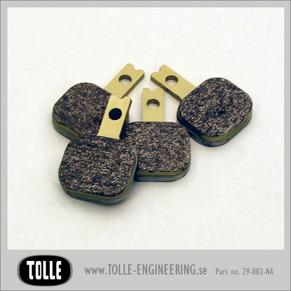 Brake pads - Brake pads
